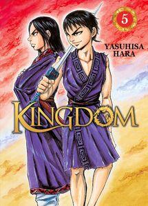 Kingdom v5 Cover