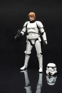 Luke Stormtrooper - Black Series
