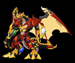 Dragonoid Infinity Max