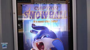 Captain Snowball Poster