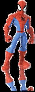 El Hombre Araña en Disney Infinity