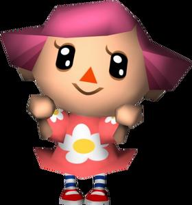 Female Animal Crossing Villager