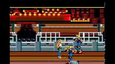 Game Gear Longplay 041 Streets of Rage