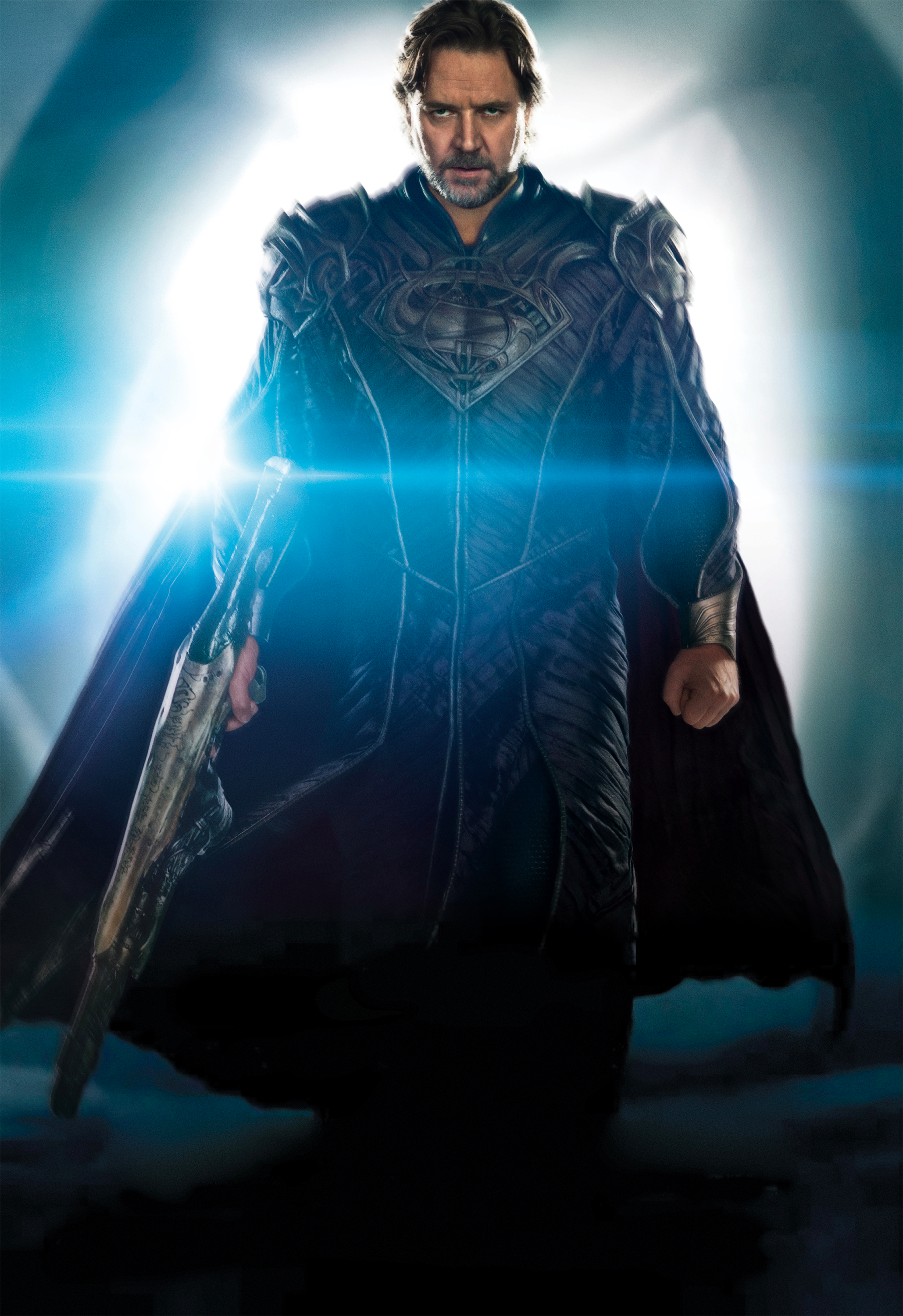 Inferno Lord Red/PG Proposal: Jor-El (DC Extended Universe)