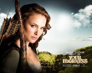 Natalie Portman as Isabel in Your Highness 24