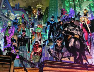 The Bat-Family