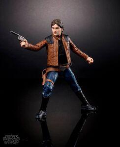 Han Solo (Solo) - Black Series