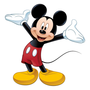 Mickey Mouse render 3