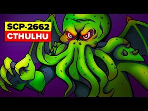 SCP-2662 - Cthulhu (SCP Animation)