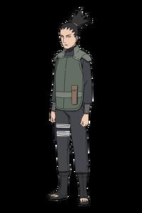 Shikamaru The Last