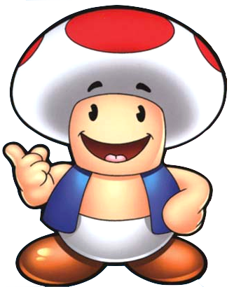 Toad (Mario Cartoons)
