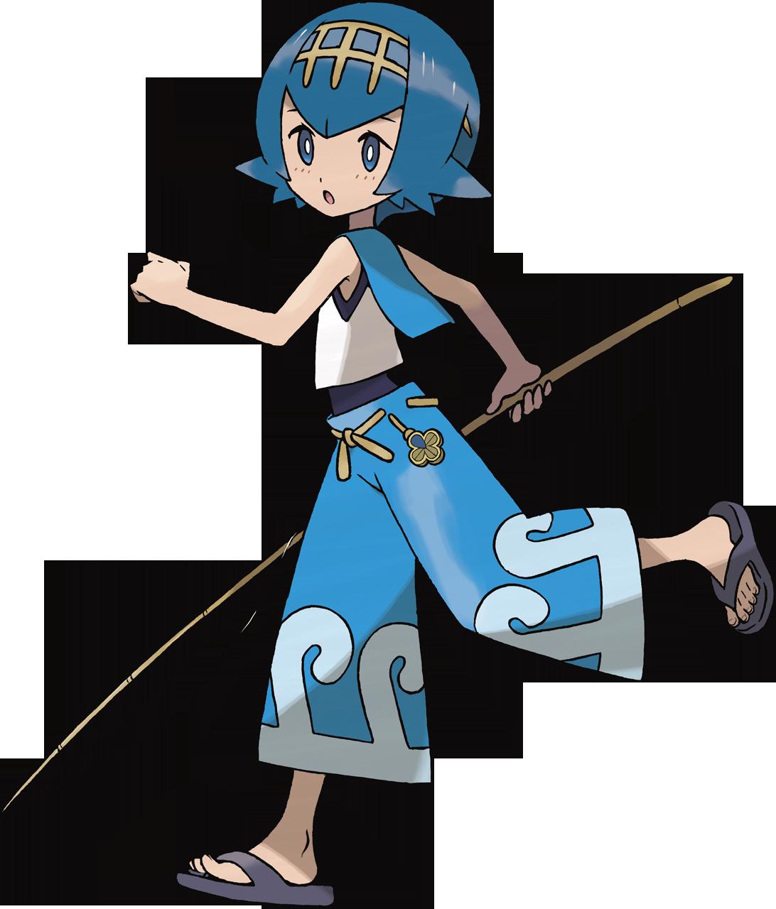 Lana (Pokémon)