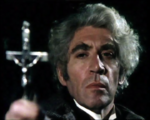 Bram Stoker's Dracula - Abraham Van Helsing protrayed by Frank Finlay in the 1977 BBC miniseries