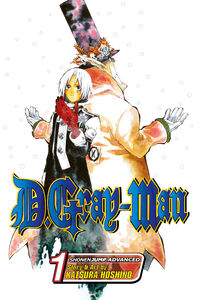 D.Gray-Man v1