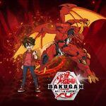 Dan and Drago promotional art