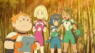 Sophocles, Lana, Mallow and Lillie (SM069)