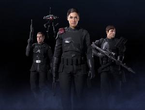Battlefront II - Inferno Squad