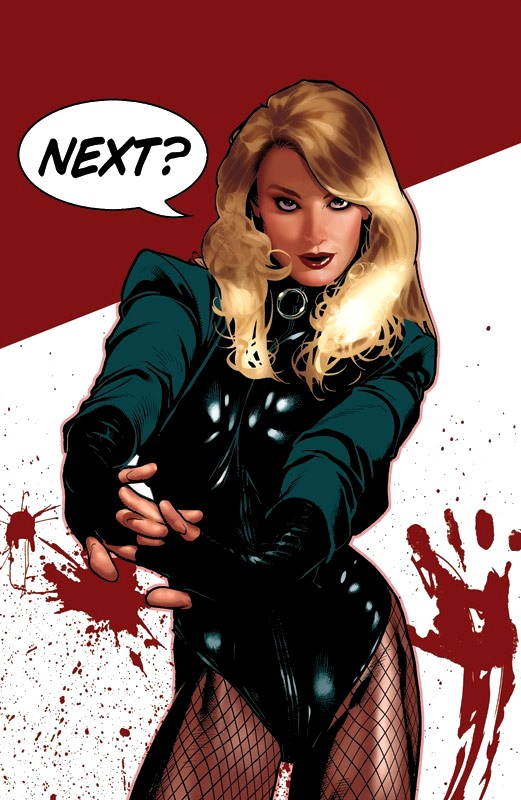 Black Canary (DC)