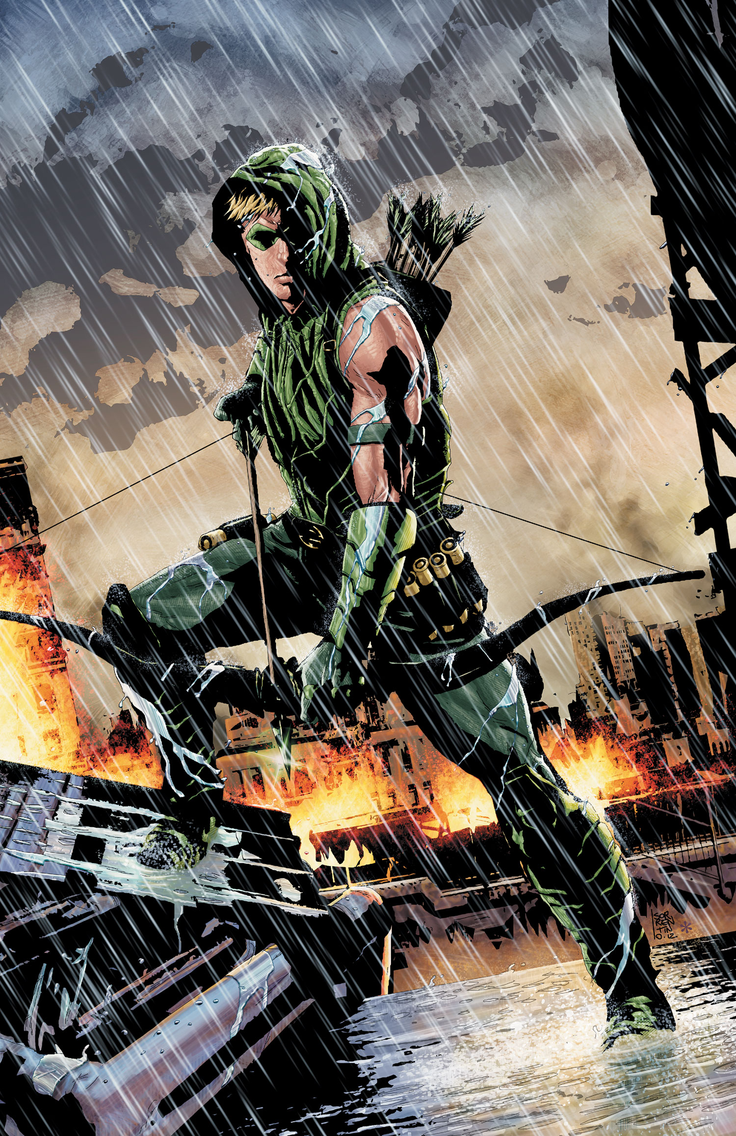 Green Arrow (Prime Earth)