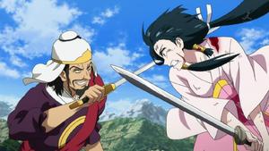 Hakuei vs. Ryosai
