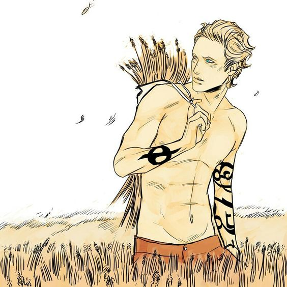 Mark Blackthorn