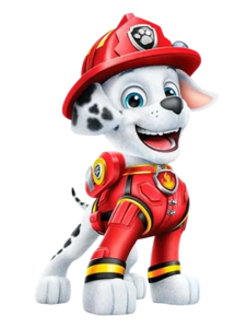 Marshall Paw Patrol- The Movie