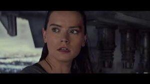 Star Wars The Last Jedi - Luke Skywalker Death Scene