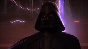 Vader foretold