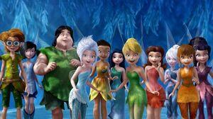 Fairies-friends