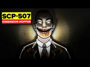 SCP-507 - Reluctant Dimension Hopper (SCP Animation)