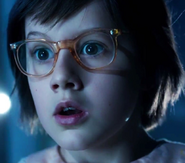Sophie in the live action film