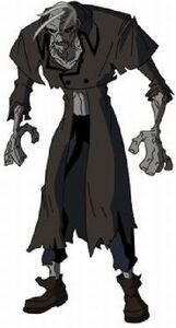 The Batman Solomon Grundy