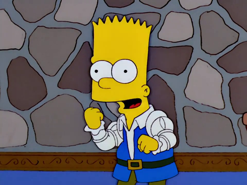 Prince Hamlet (The Simpsons)