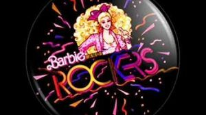 Barbie And The Rockers - Soundtrack (cassette recording)