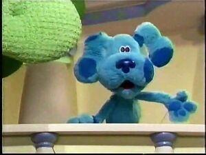 Blue's room blue 12312