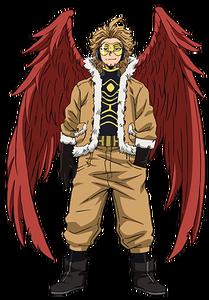 Hawks Anime Profile