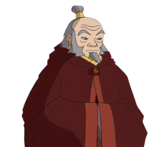 Iroh (Avatar- The Last Airbender)