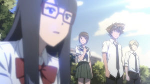 Meiko, Kari, Tai and Matt