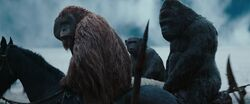 War For The Planet Of The Apes 2017 Screenshot 0806