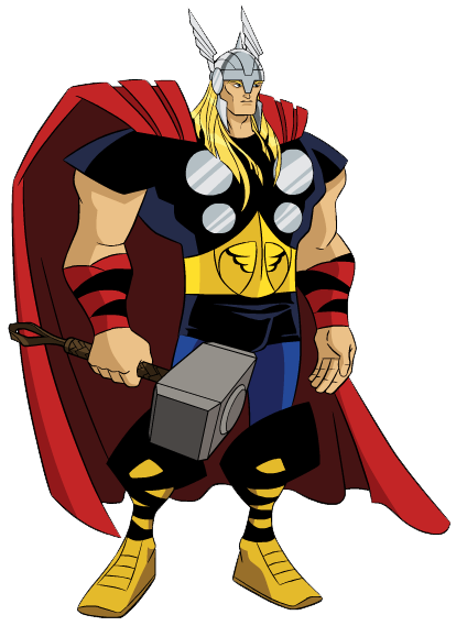 Thor (The Avengers: Earth's Mightiest Heroes)