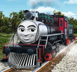 Carlos the Mexican Engine