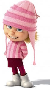 Edith Gru in Despicable Me