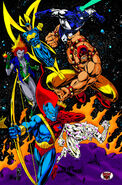 Guardians of the galaxy by deaddog2007