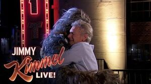 Harrison Ford Settles His Feud with Chewbacca
