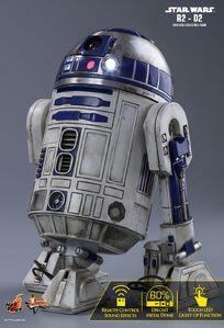 Hot-toys R2-D2