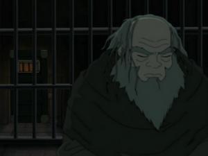 Imprisoned Iroh