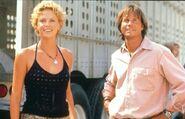 Jill Young with Gregg O'Hara