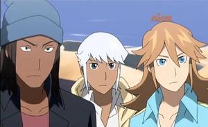 Jinja, Beyal and Dax (Lost)
