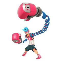 Spring Man Assist Trophy (SSBU)