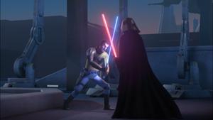 Darth Vader settle